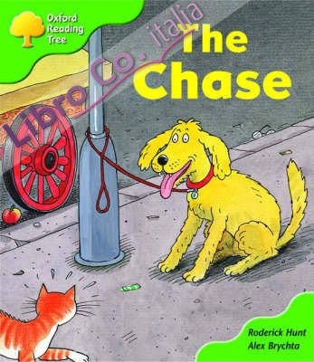Oxford Reading Tree: Stage 2: More Storybooks B: the Chase