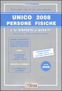 Unico 2008. Persone fisiche e le risposte a quesiti