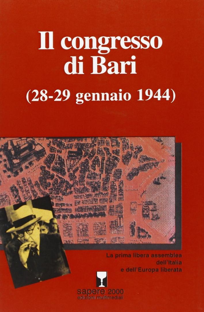 Il congresso di Bari