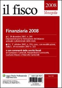 Finanziaria 2008