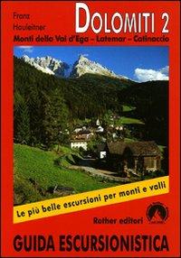 Dolomiti. Monti della Val d'Ega
