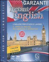 Instant English. Multilivello. 2 CD Audio e DVD-ROM