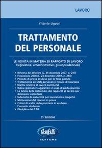 Trattamento del personale