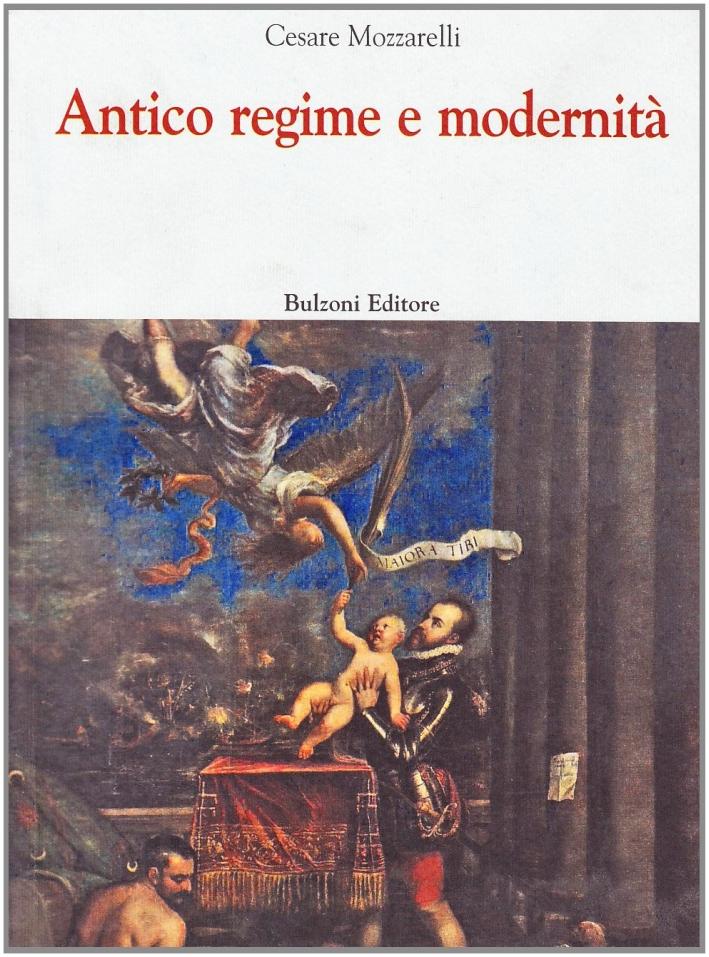 Antico regime e modernità