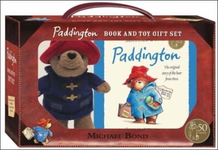 Paddington Book TOY GIFT MIX