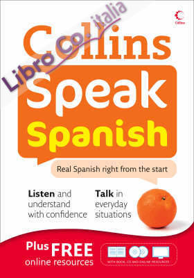 Speak Spanish.