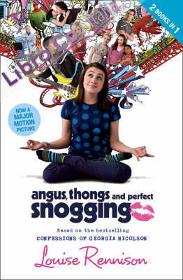 Angus, Thongs and Full-frontal Snogging.