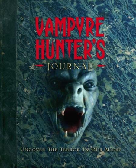 Vampyre Hunter's Journal