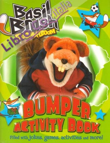 Basil Brush Bumper Activity Book