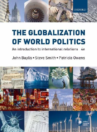 Globalization of World Politics.