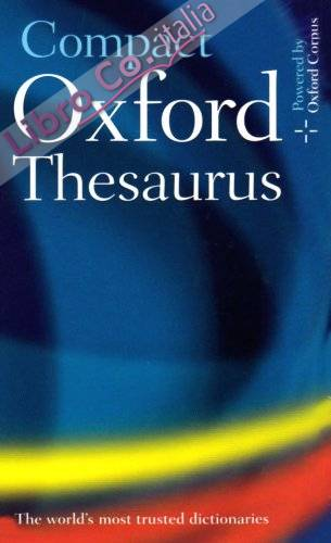 Compact Oxford Thesaurus.