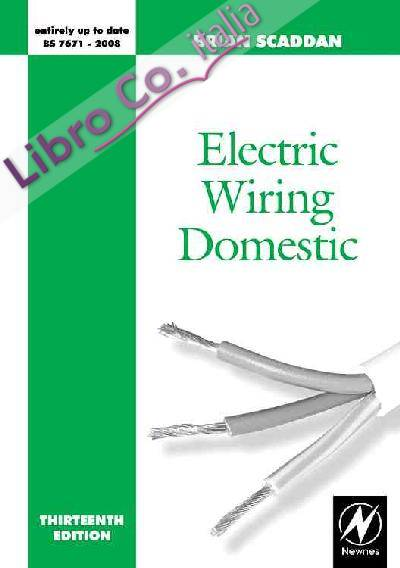 Electric Wiring: Domestic.