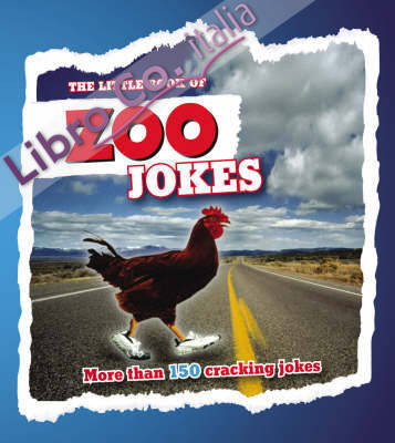Little Book of Zoo Jokes