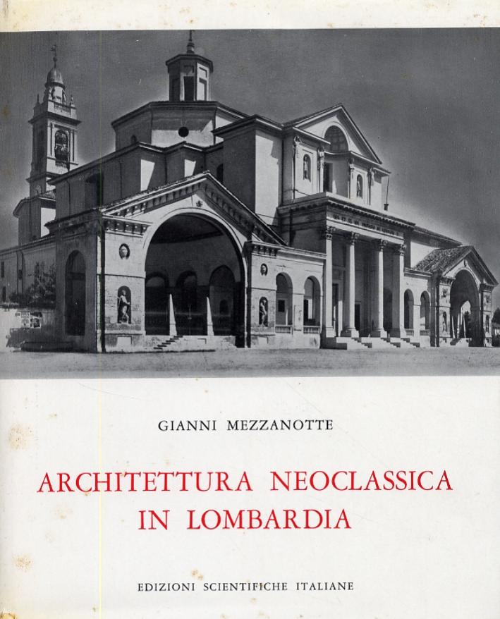 Architettura neoclassica in Lombardia