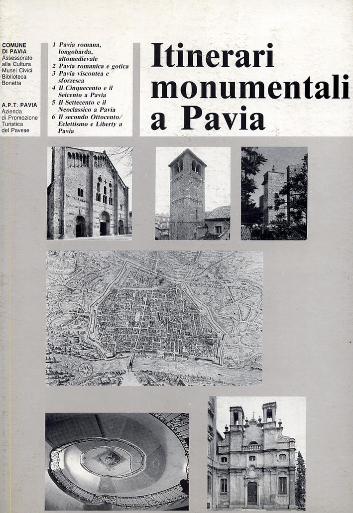 Itinerari monumentali a Pavia