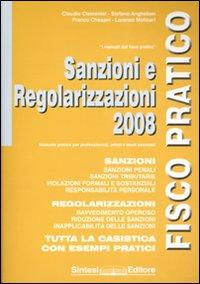 Sanzioni e regolarizzazioni 2008