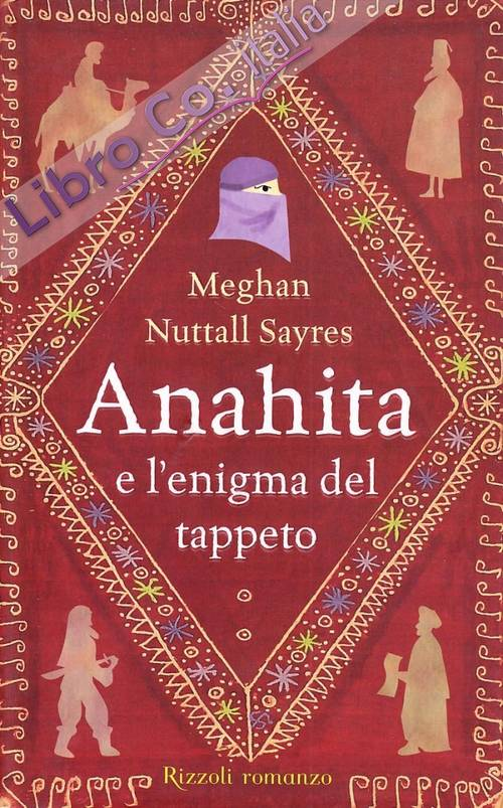 Anahita e l'enigma del tappeto