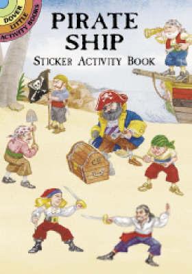 Pirate Ship Sticker Activity Book