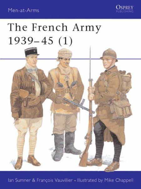French Army, 1939-45: v. 1