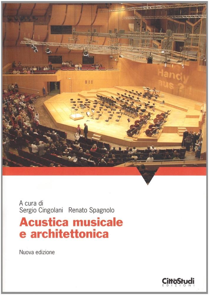 Acustica musicale e architettonica