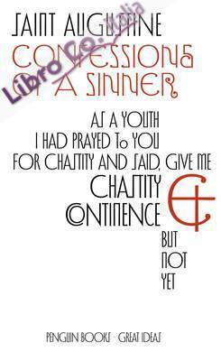 Confessions of A Sinner.