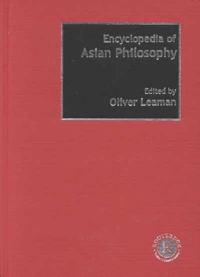 Encyclopedia of Asian Philosophy.