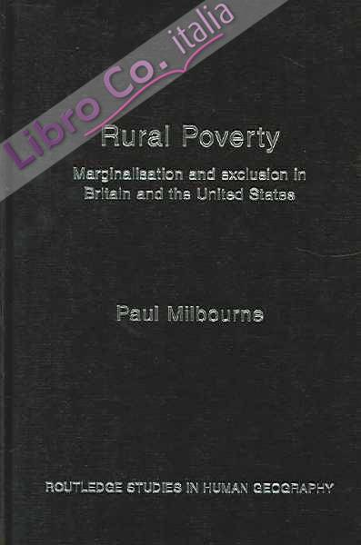 Rural Poverty.