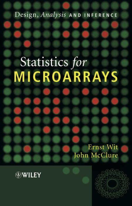 Statistics for Microarrays.