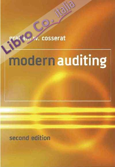 Modern Auditing 2e
