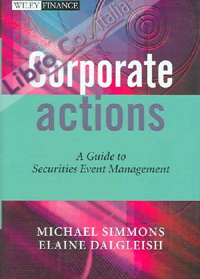 Corporate Actions.