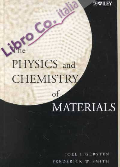 Physics and Chemistry of Materials.