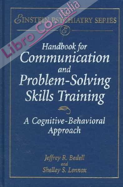 Handbook for Communication and Problem-solving Skills....