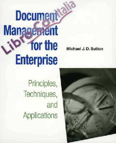 Document Management for the Enterprise.