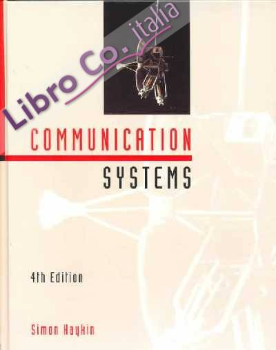 Communication Systems.