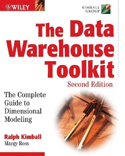 Data Warehouse Toolkit.