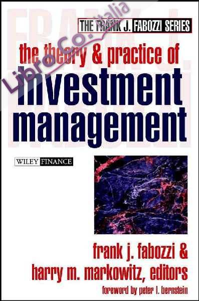 Theory and Practice of Investment Management.