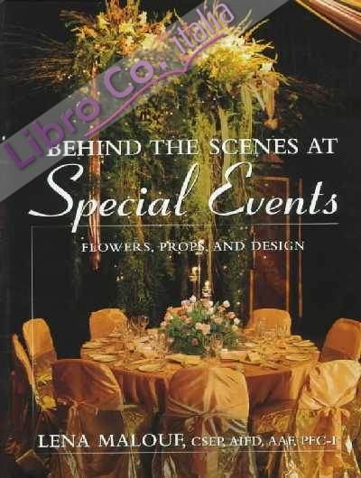 Behind the Scenes at Special Events