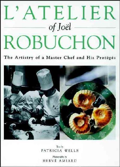 L'atelier of Joel Robuchon