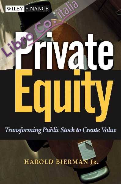 Private Equity.