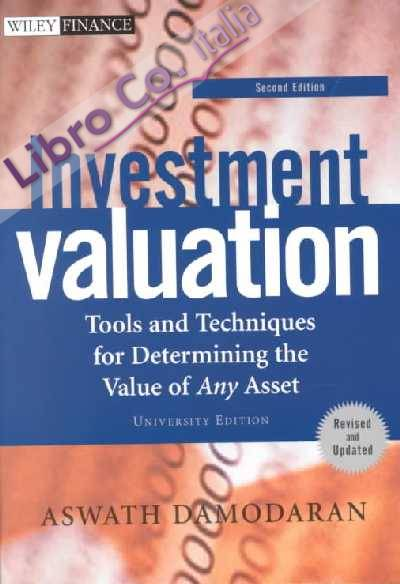 Investment Valuation.