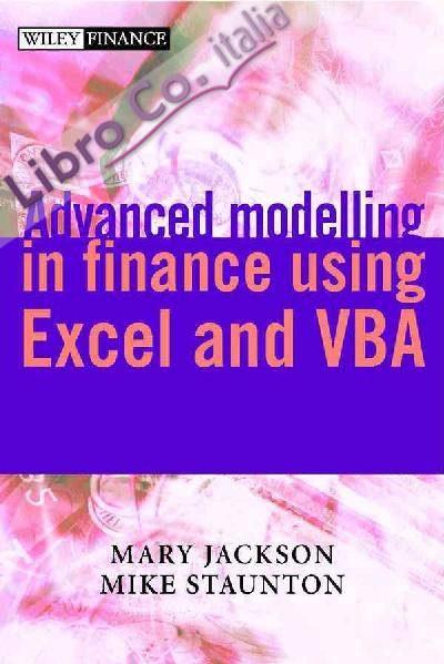 Advanced Modelling in Finance Using Excel and VBA.