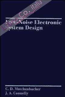 Low-noise Electronic System Design.