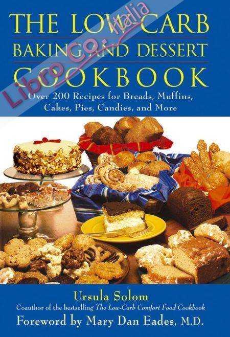 Low-carb Baking and Dessert Cookbook.