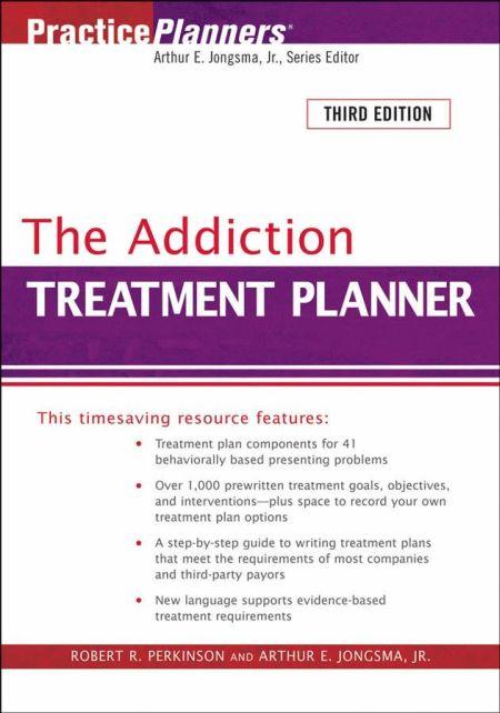 Addiction Treatment Planner