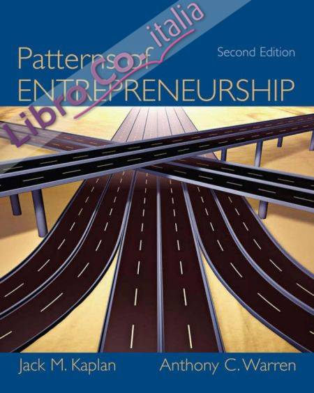 Patterns of Entrepreneurship.