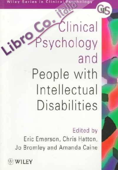 Clinical Psychology and People with Intellectual....