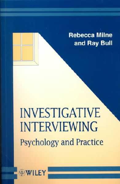 Investigative Interviewing.