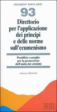 Direttorio per l'applicazione dei principi e delle norme sull'ecumenismo (1993)
