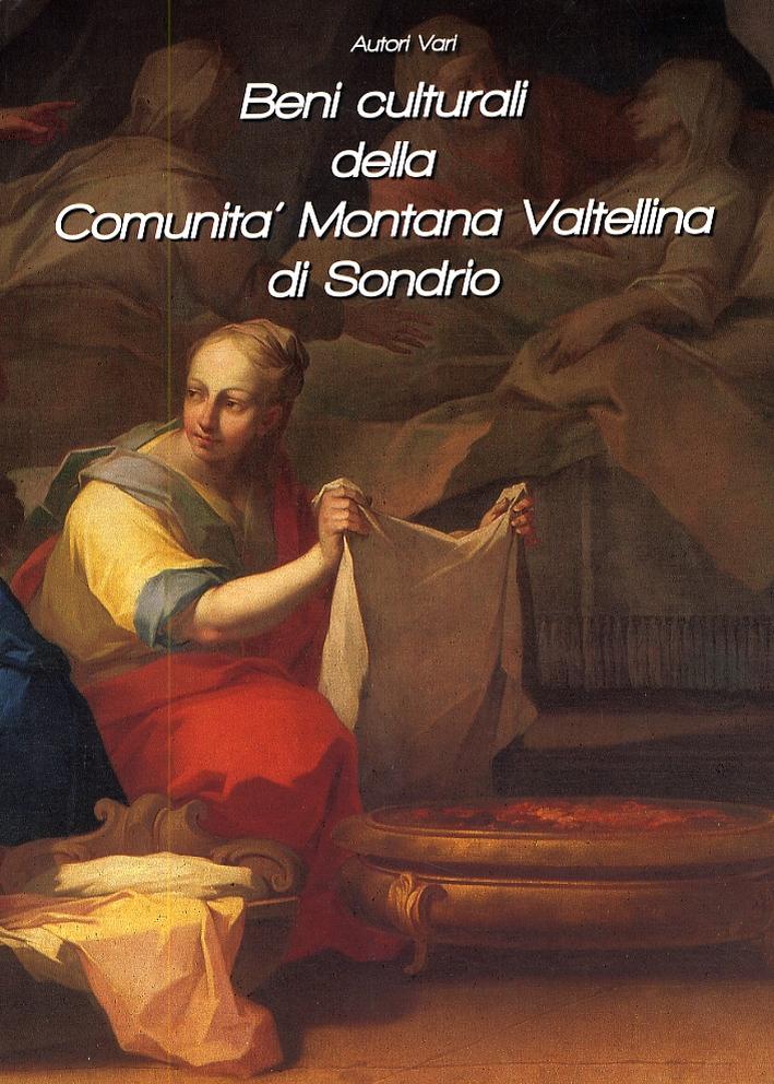 Beni culturali della Comunità Montana Valtellina di Sondrio.