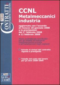 CCNL Metalmeccanici industria